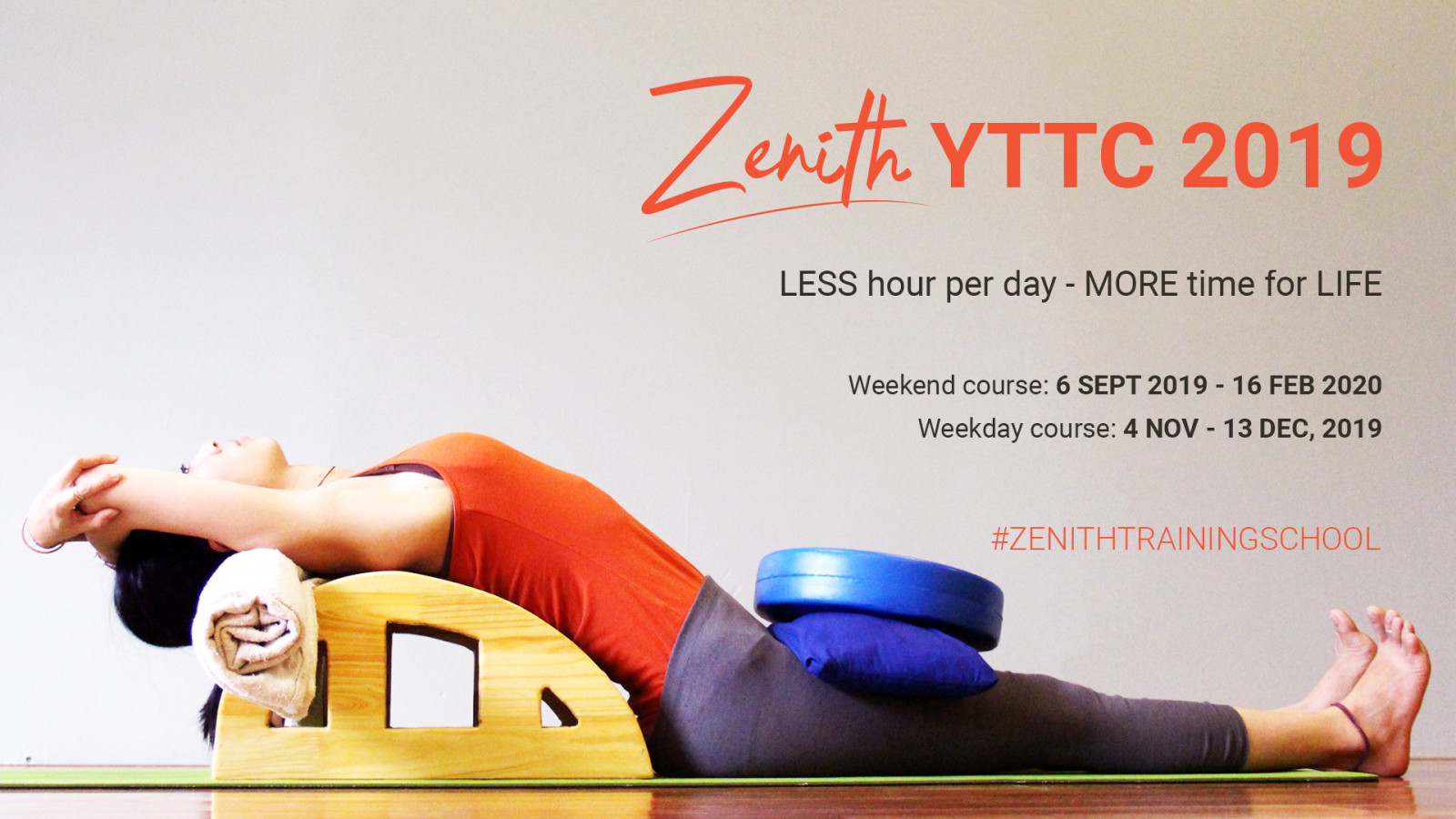 Weekend Yoga TTC in Sept