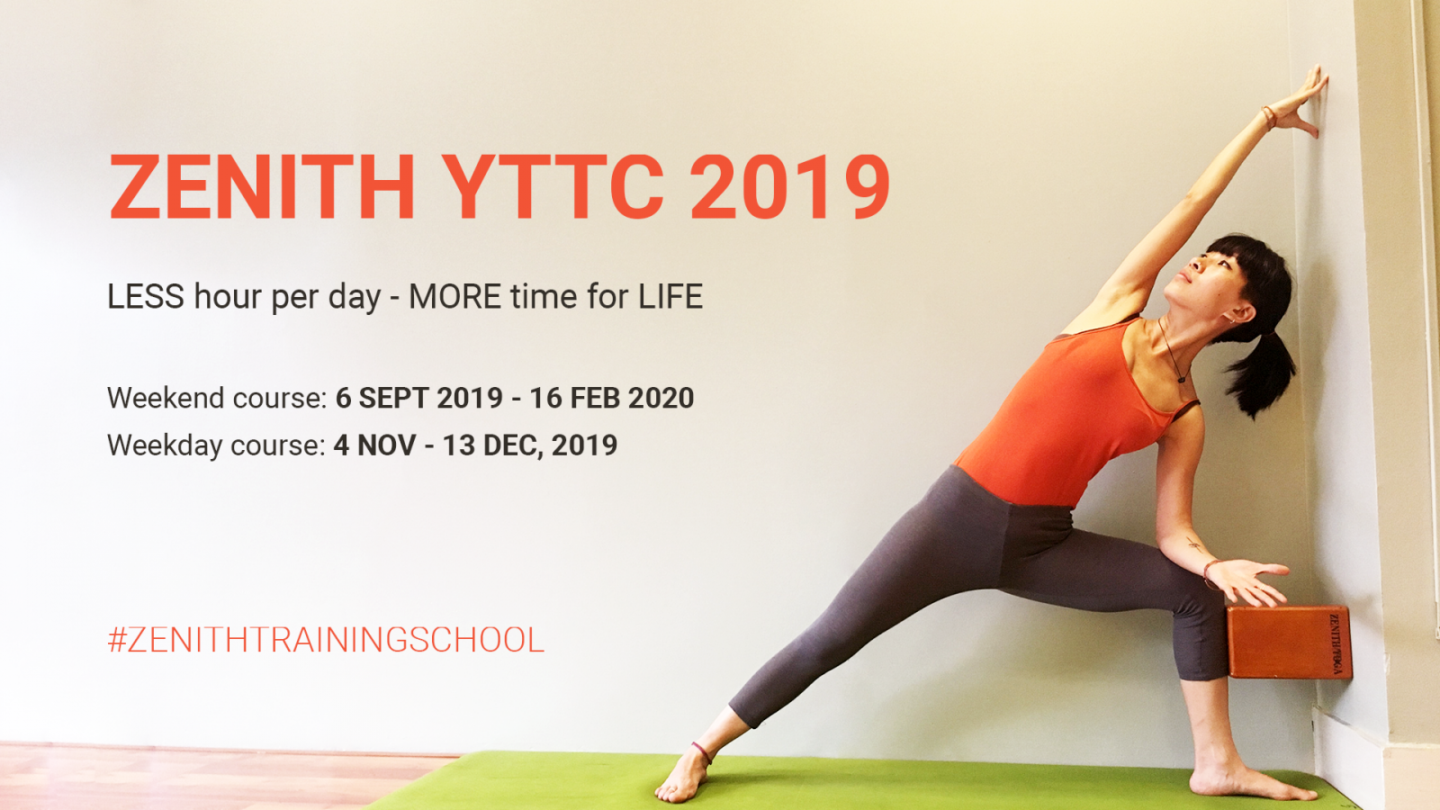 Weekday Yoga TTC in Nov