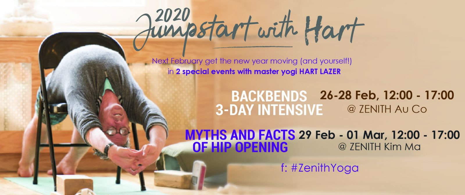 HART LAZER JAN 2020 COURSE AND WORKSHOP